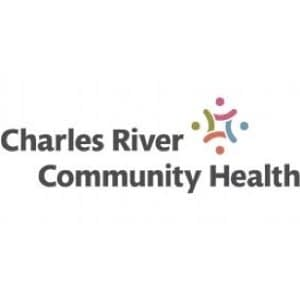 Logo for Charles River Community Health