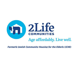 Logo for 2Life Communities