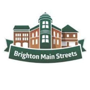 Logo for Brighton Main Streets