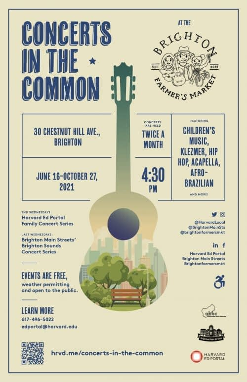 Concerts in the Common